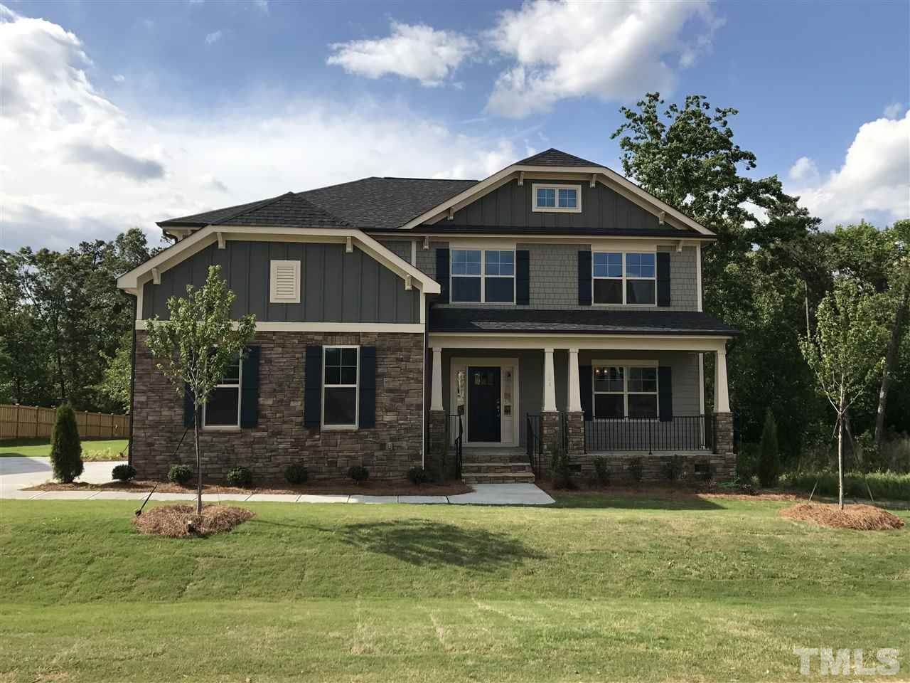 stunning new home in clayton