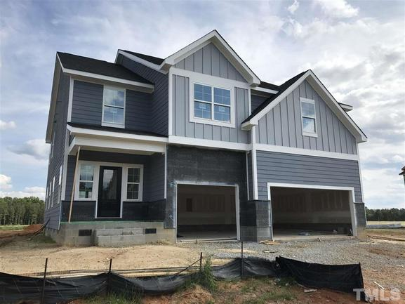 beautiful new home in clayton