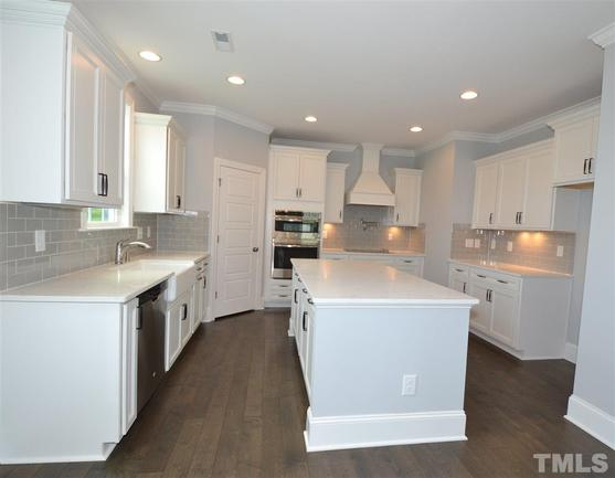 stunning gourmet kitchen in 241 w wellesley drive