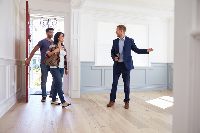 ask about standard features when buying a new home