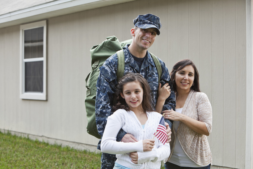 using a va loan